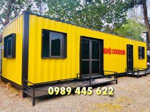 nhà container rộng 3,5m