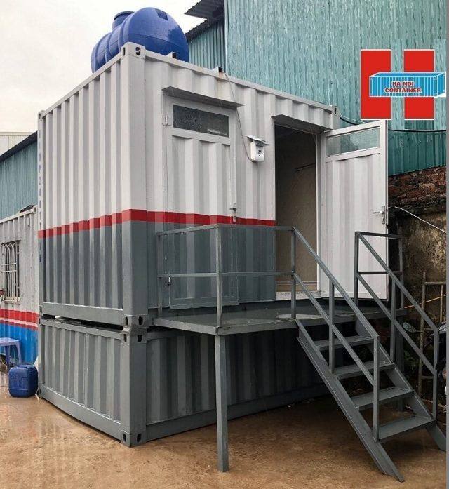 container toilet 10ft