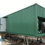 Container cấp đông 40ft