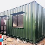 Container văn phòng D8m