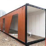 Container kho cải tạo