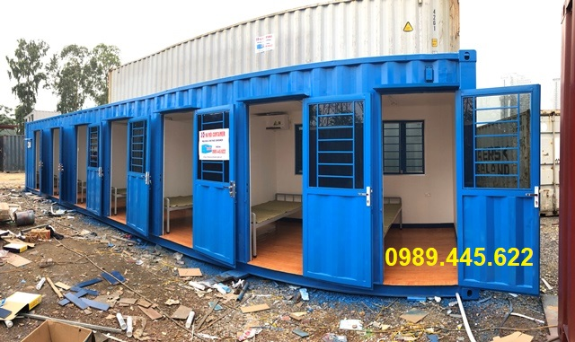 container 7 phòng