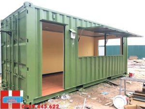 container quán bán hàng