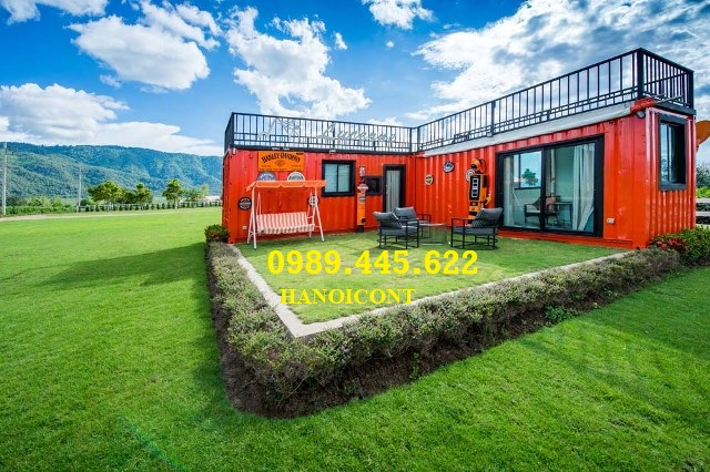 homestay container