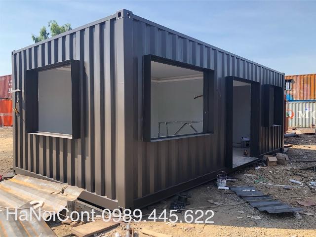 container nhà ở rộng 3.9 mét