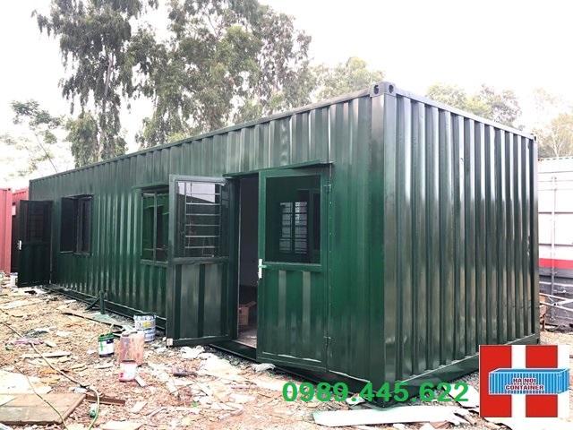 bán container văn phòng 3,5 mét