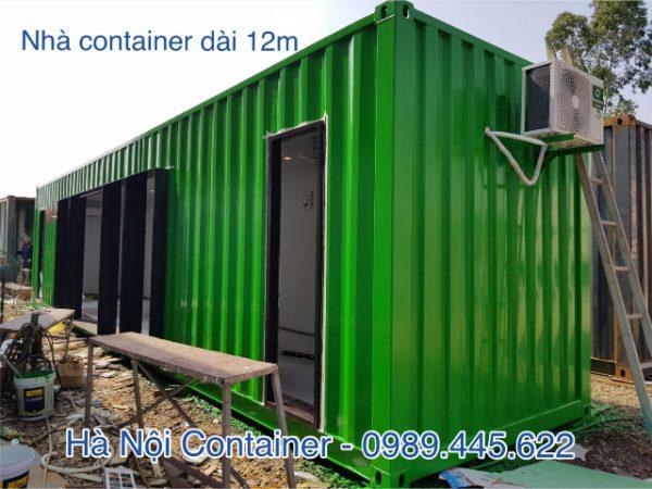 nhà container đẹp