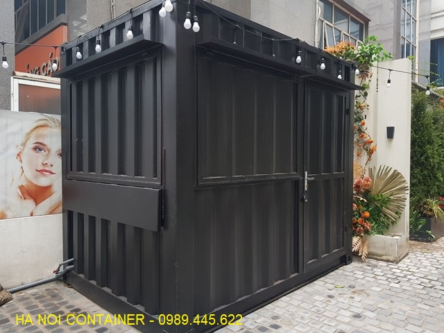 container cafe 10feet